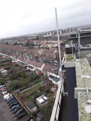 View & Mast